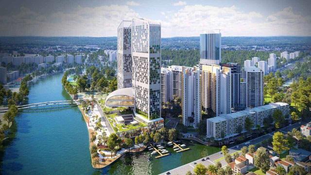 Dự án Sài Gón New City của chủ đầu tư Tuần Châu