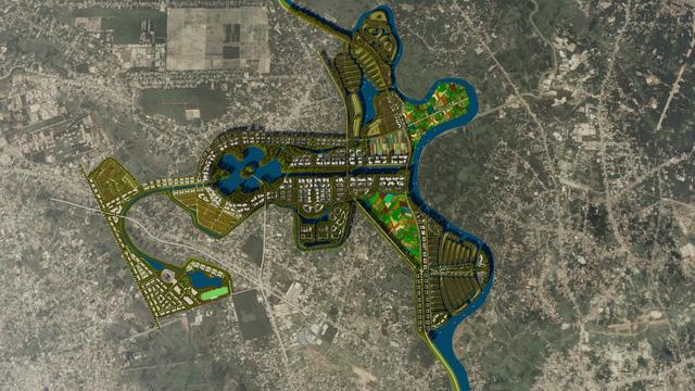 Vị Trí Dự án Sài Gón New City của chủ đầu tư Tuần Châu 2
