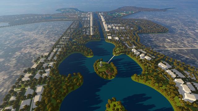 Vị Trí Dự án Sài Gón New City của chủ đầu tư Tuần Châu 3