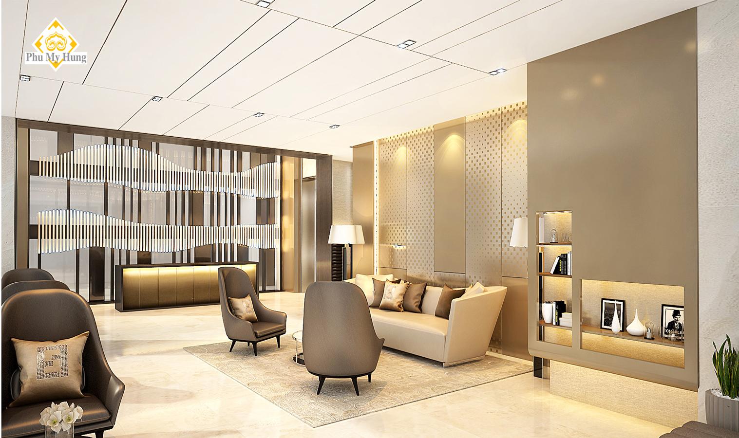 Dự án căn hộ Khải Vy - Hoàng Quốc Việt Quận 7