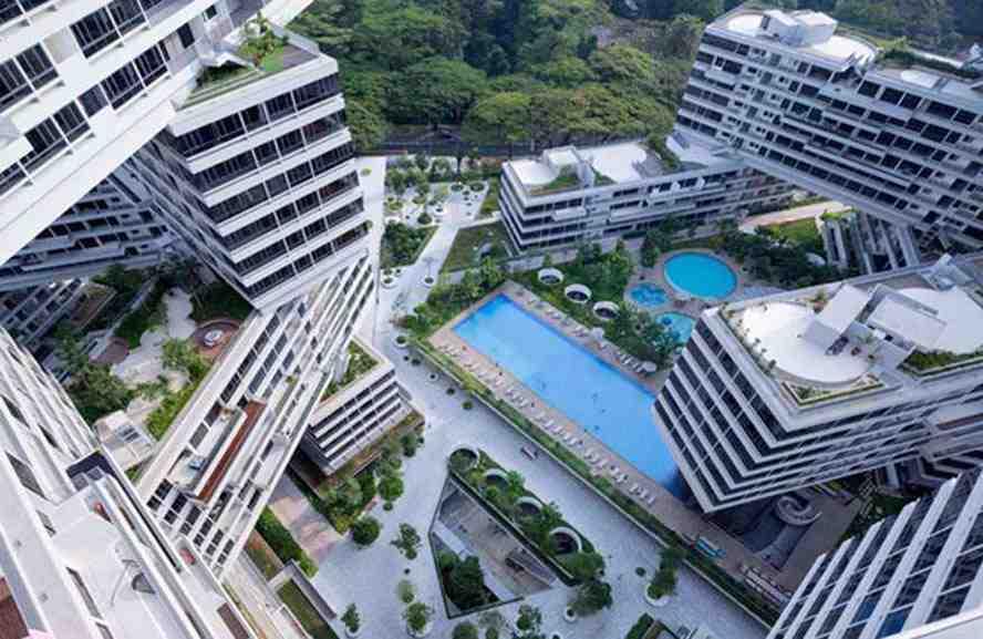 Tổng quan dự án căn hộ Khải Vy-Hoàng Quốc Việt quận 7