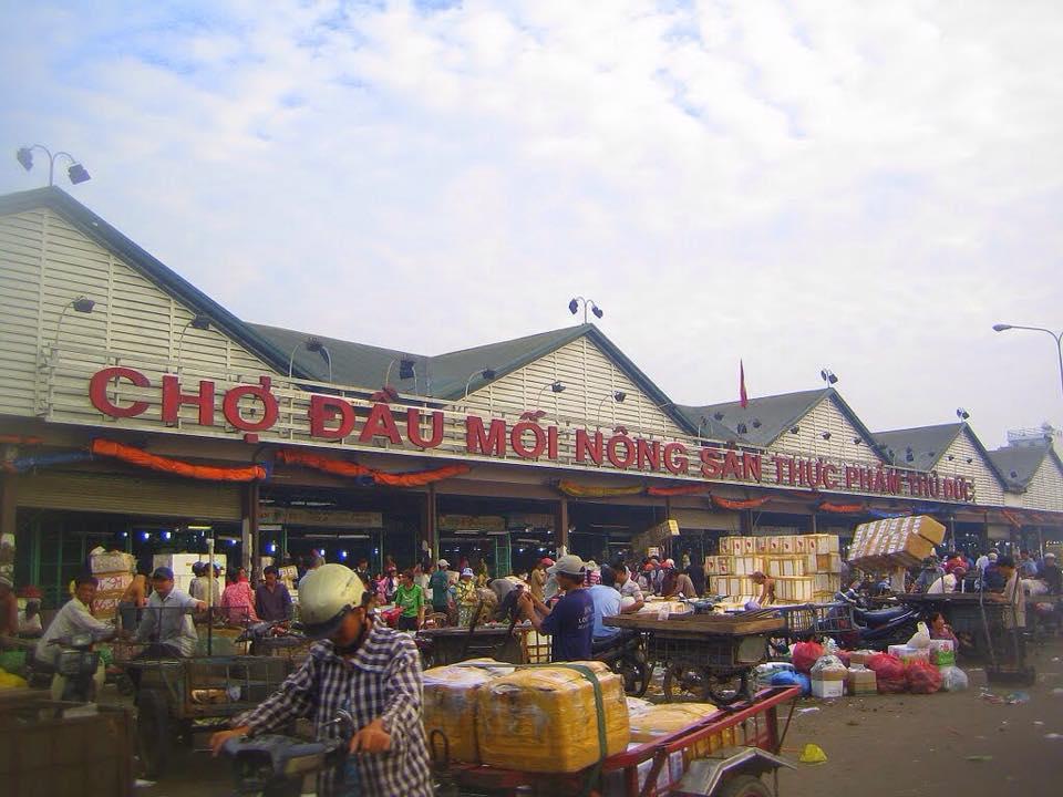 Dự án Bình Chiều kế bên Chợ đầu mối nông sản Thủ Đức
