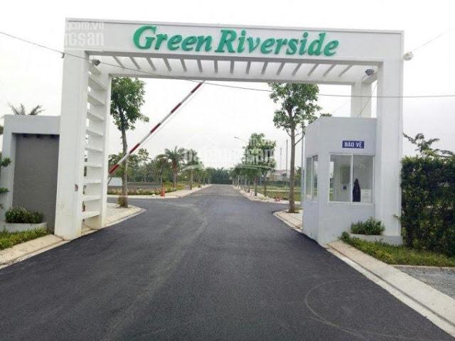 Green Riverside Nhà Bè