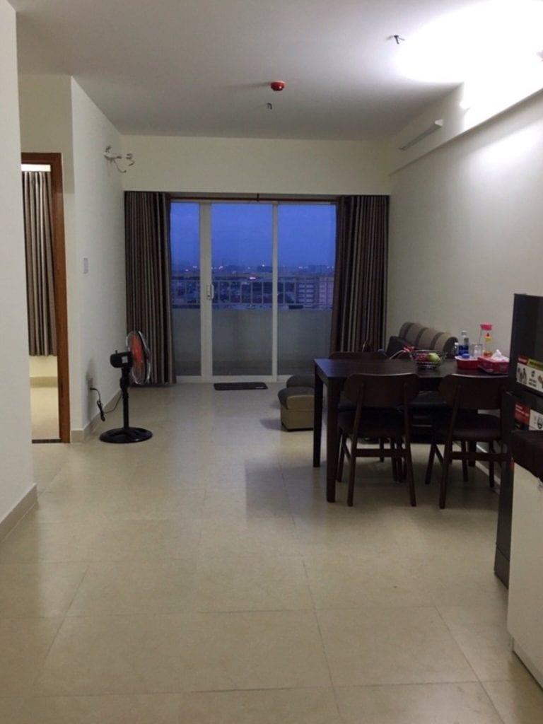 Căn hộ Linh Tây Tower PVL
