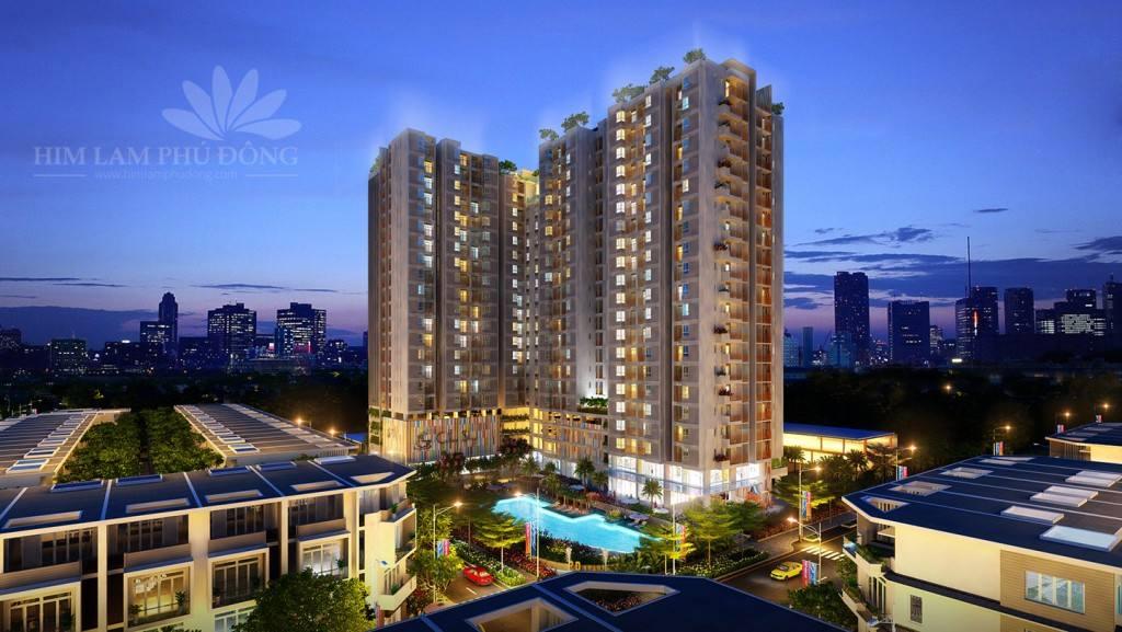 Dự án căn hộ Him Lam Phú Đông