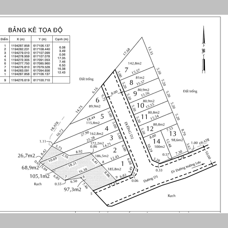 Dự án đất nền Trường Lưu Quận 9