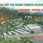 Green Home Quy Nhơn: Đất nền Biệt Thự Khu Đô Thị mới