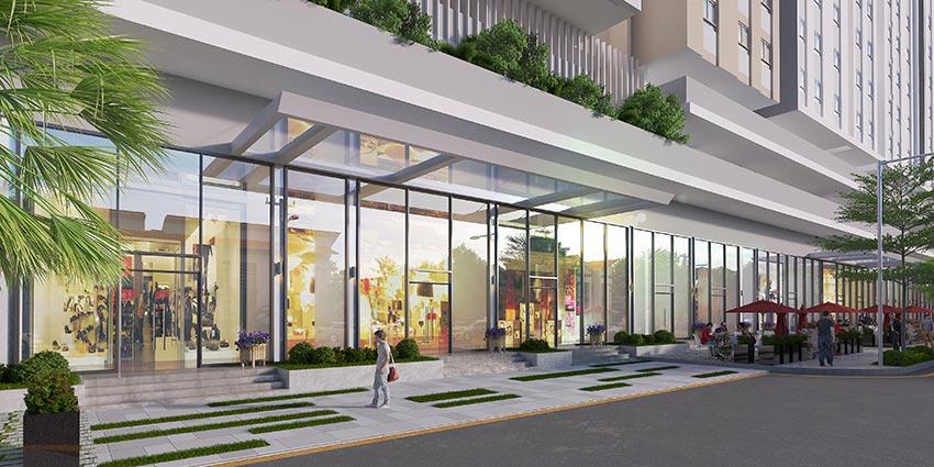 Tiện ích căn hộ saigon avenue