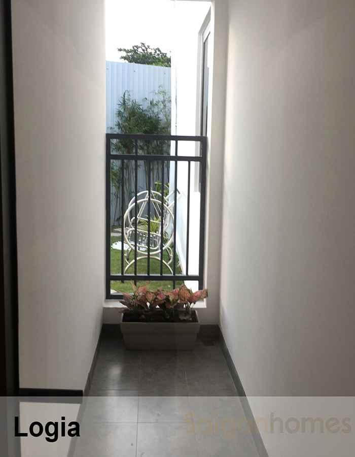 Nhà mẫu dự án căn hộ Saigon Homes Bình Tân