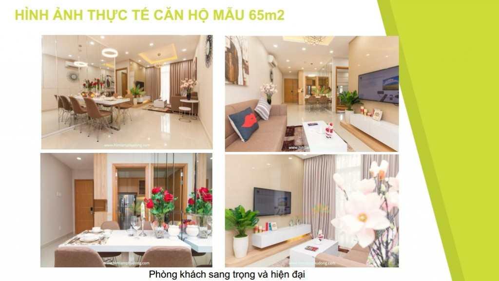 Thiêt kế dự án căn hộ Him Lam Phú Đông