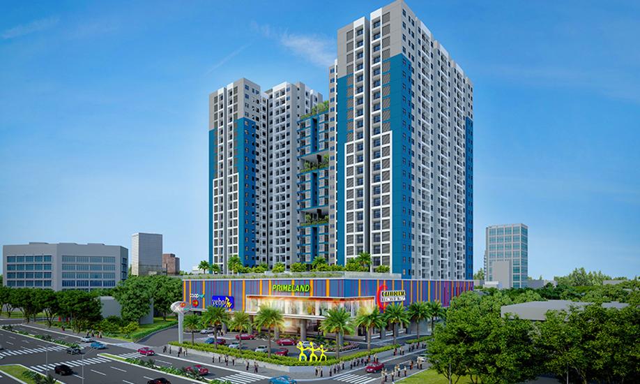 Phối cảnh căn hộ saigon avenue