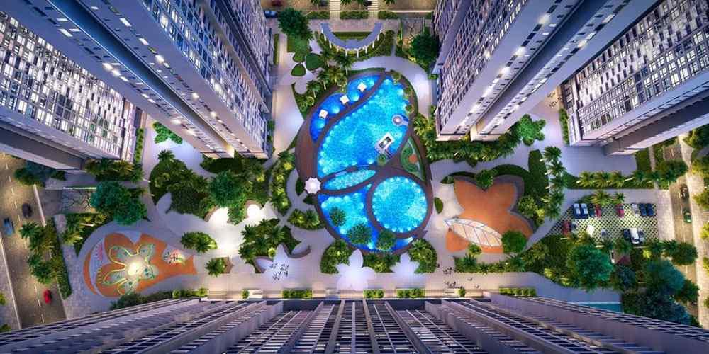 Tiện ích dự án căn hộ Saigon Riverside City Thủ Đức