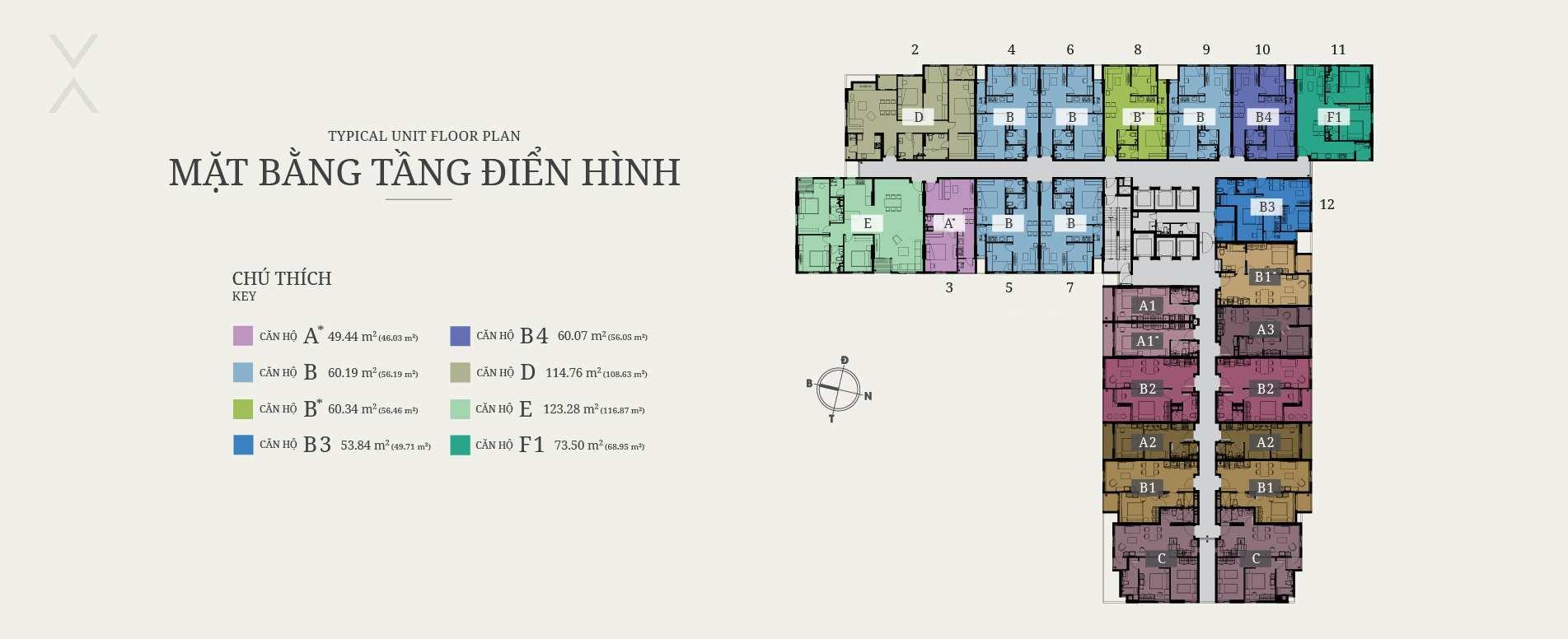 thiết kế căn hộ luxury residence Bình Dương