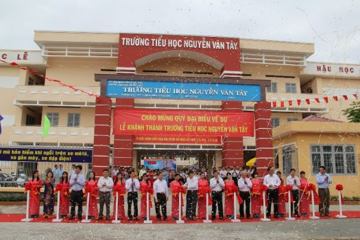 Trường tiểu học Nguyễn Văn Tây đất nền Thủ Đưc House