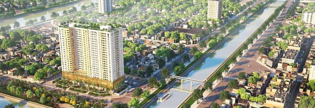 Dự án căn hộ aurora residences Quận 8