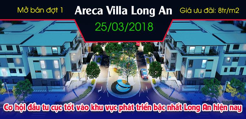areca villa