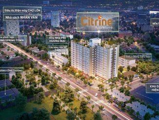 Căn hộ Citrine Apartment