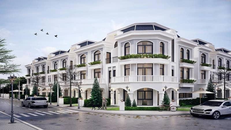 Thiết kế Long Phú Residence