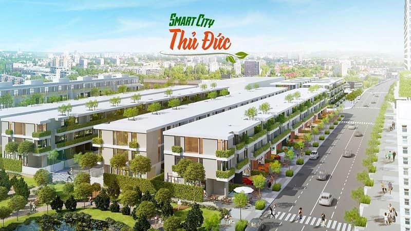 Thiết kế Smart City