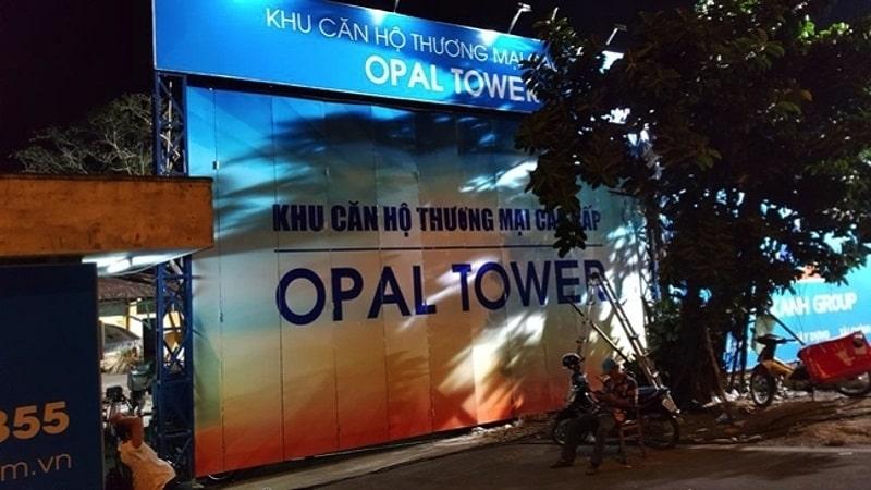 Căn hộ Opal Tower