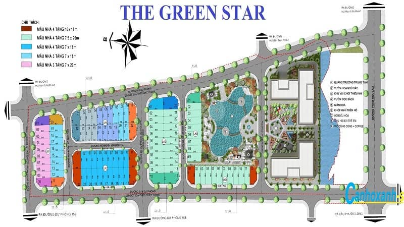 The Green Star