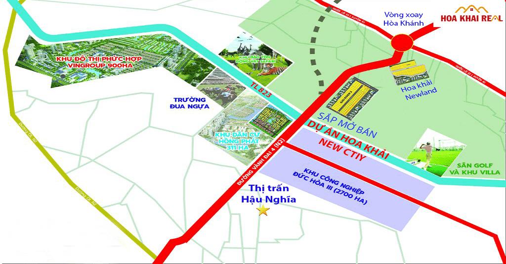 Hoa Khai New City
