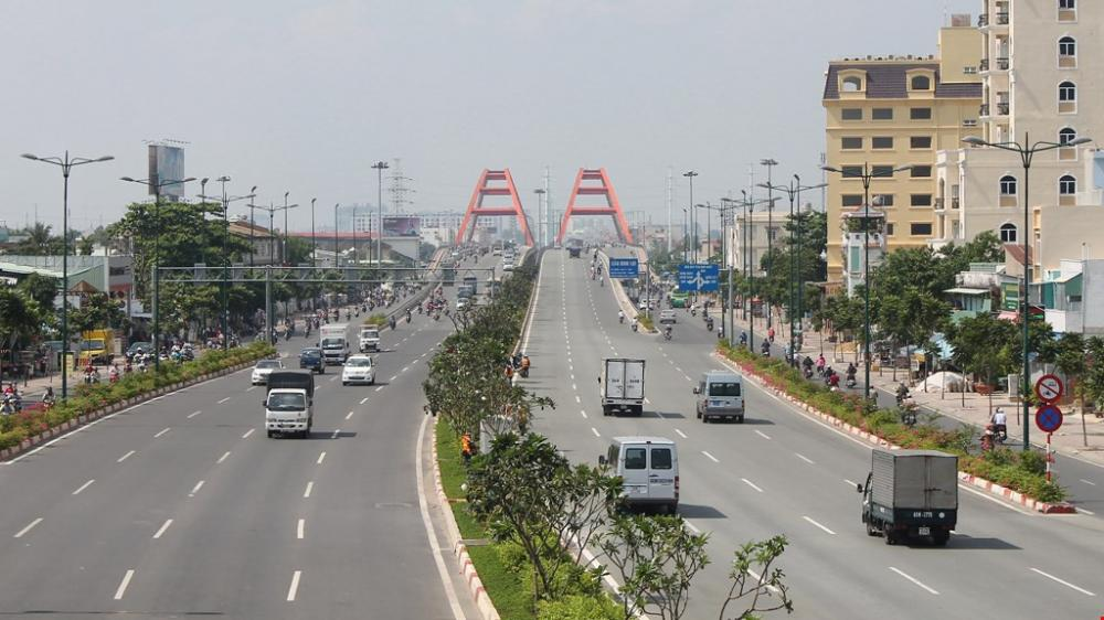 Đường Phạm Văn Đồng Opal Boulevard