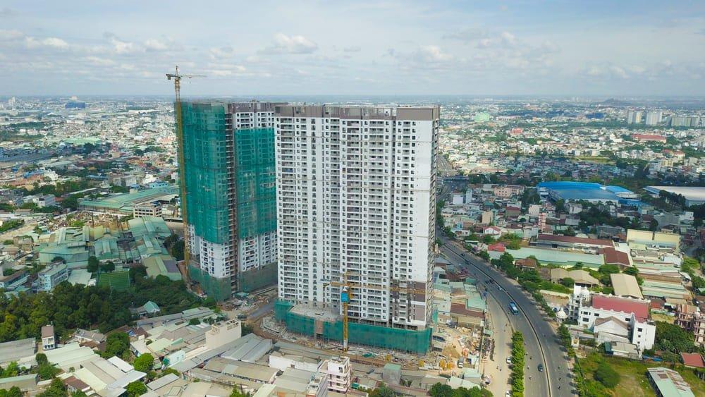 tiến độ opal boulevard 2021