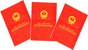 Đăng bộ sổ đỏ ở Long An năm 2019