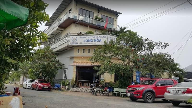 Văn phòng công chứng Long Hoà