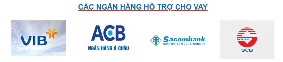 Các ngân hàng cho vay dự án Trần Đại Nghĩa