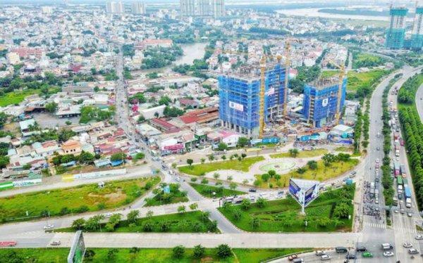 mở rộng đường Nguyễn Duy Trinh