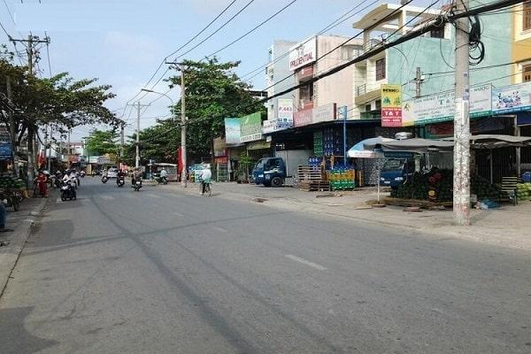 Góc đường Đỗ Xuân Hợp