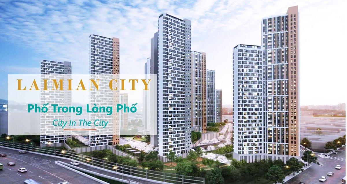 Căn hộ Laimian City 4 min