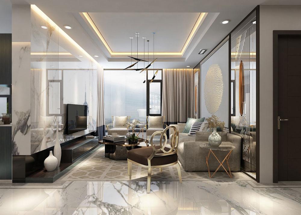 thiết kế Aio City