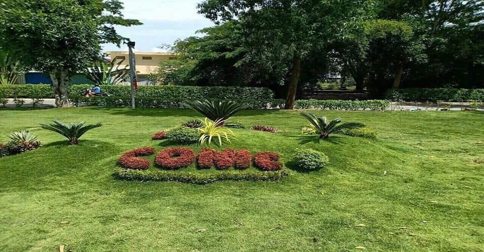 Công viên nội khu