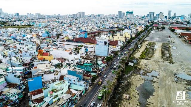 Đường Nguyễn Tất Thành mở rộng
