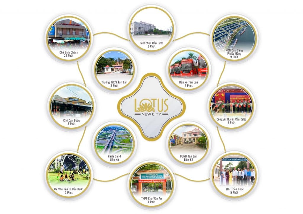 dự án Lotus New City