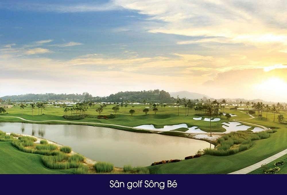 Tiện ích Alva Plaza Sân Golf