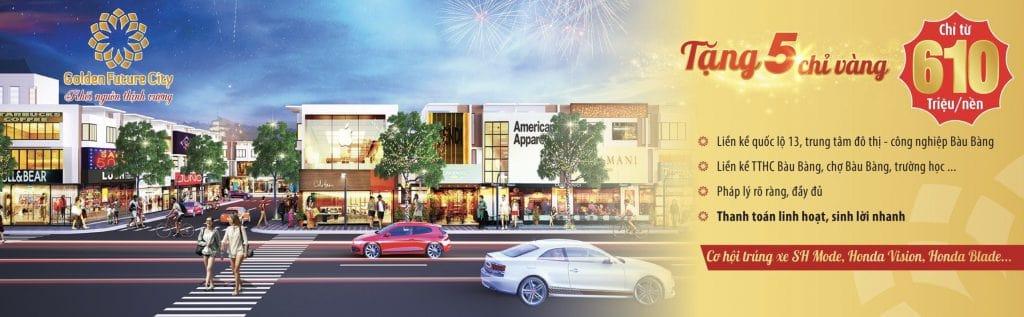 golden future city bau bang