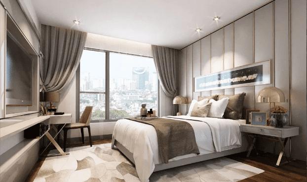 Thiết kế căn hộ Opal Cityview