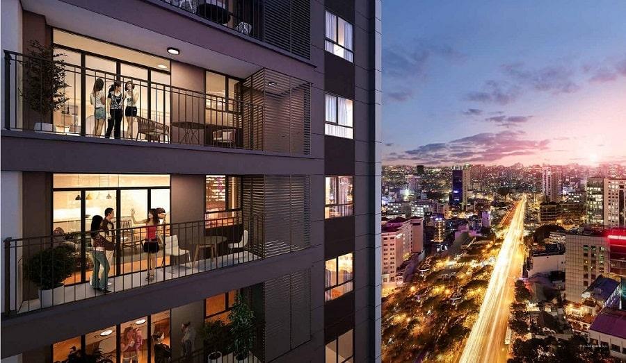 Tiện ích căn hộ opal skyline