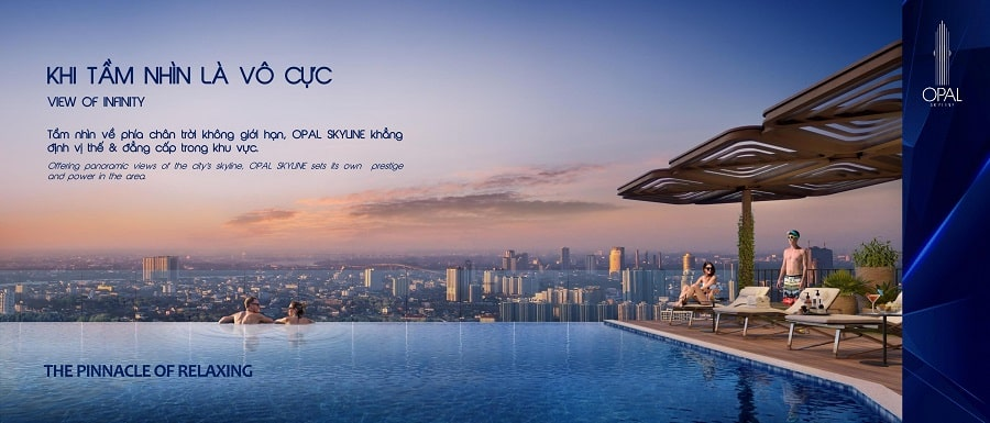 Tiện ích dự án căn hộ opal skyline