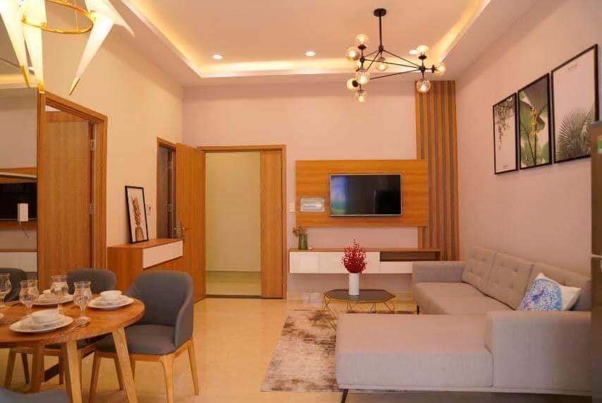 Nhà mẫu căn hộ Tecco Home