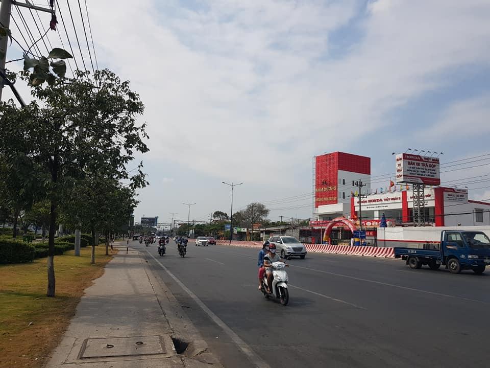 vị trí căn hộ Lê Phong Bình Dương