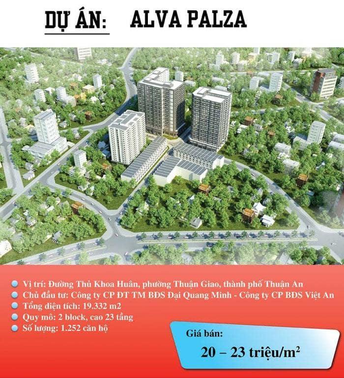 Dự án căn hộ có mức giá thấp ở bình dương 3