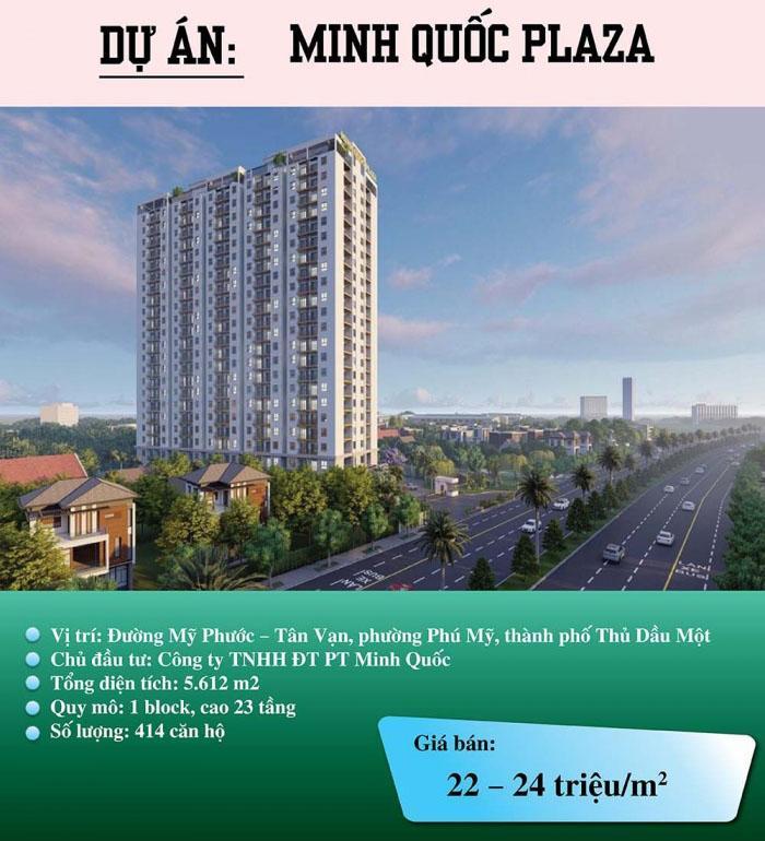 Dự án căn hộ có mức giá thấp ở bình dương 4
