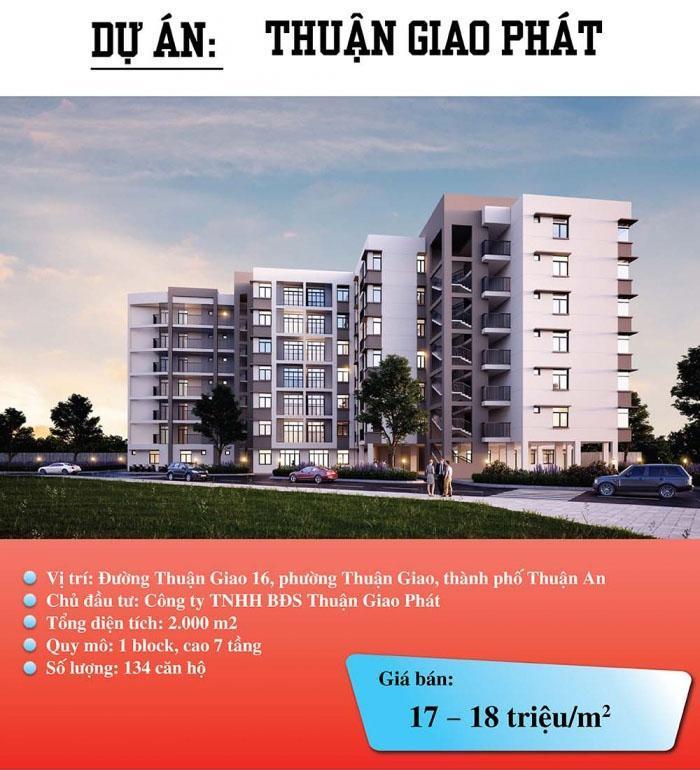 Dự án căn hộ có mức giá thấp ở bình dương 6