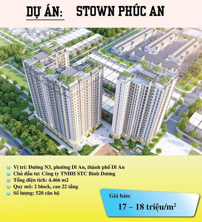 Dự án căn hộ có mức giá thấp ở bình dương 8