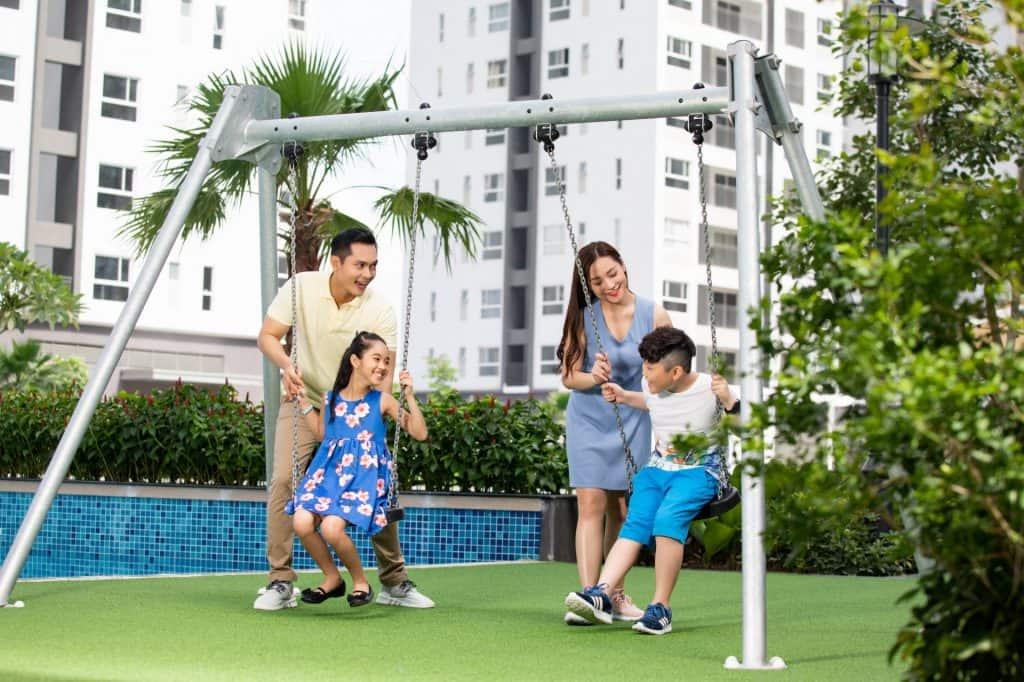 Tiện ích dự án căn hộ Tam Đức Plaza